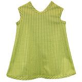 Girls Crisscross Jumper Dress
