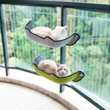 Cat Hammock Window Mount with Suction Cups