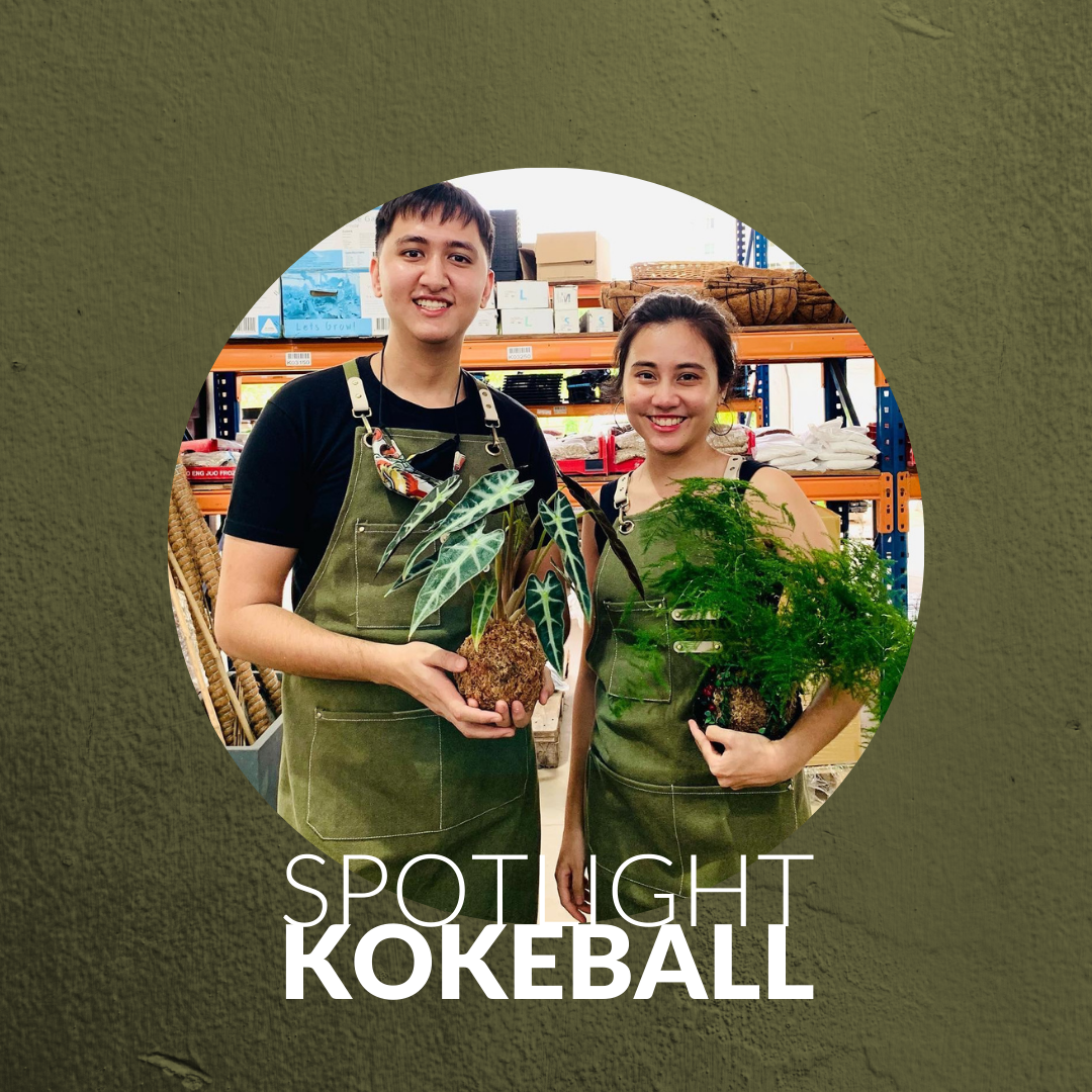 #SSSsupportsLocal Spotlight: Kokeball.Sg