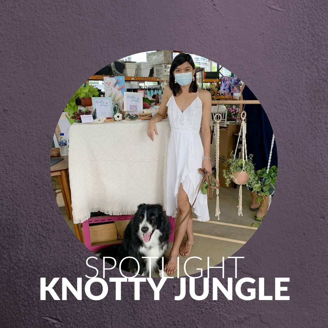 #SSSsupportsLocal Spotlight: Knotty Jungle