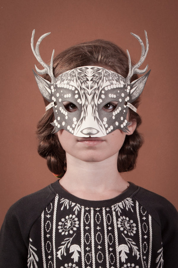 MY DEER MASK