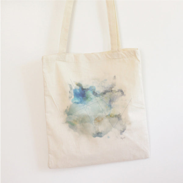 ABSTRACT#3 - TOTE BAG