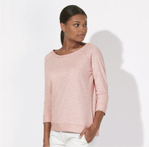 SWEATSHIRT TENCEL - 2 COLORIS