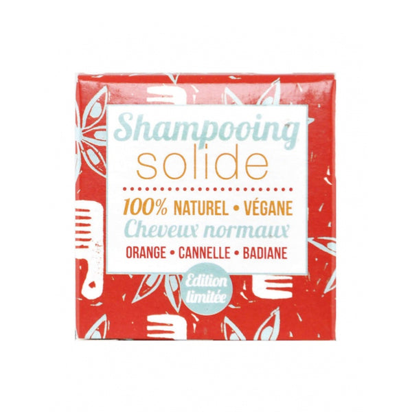 SHAMPOING SOLIDE - CHEVEUX NORMAUX ES