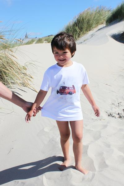 SURF SESSION - T-SHIRT ENFANT