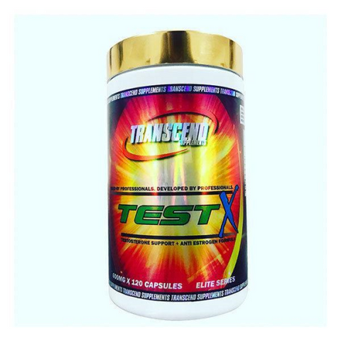 Transcend Supplements Test X