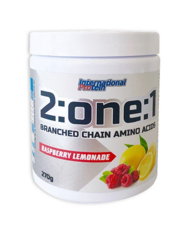 International Protein 2:one:1 BCAA - Fitness Fanatic Supplements Australia