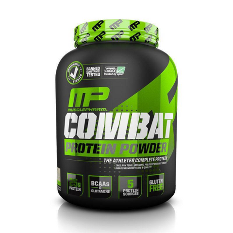 MusclePharm Combat Protein Powder - Fitness Fanatic Supplements Australia