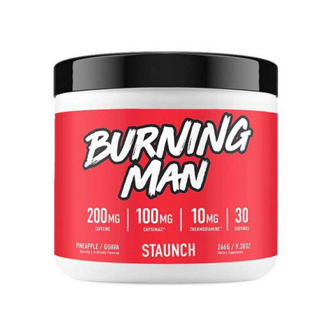 Staunch Nutrition Burning Man