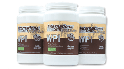 International Protein WPI Naturals