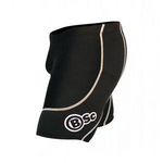 BSc Body Science Compression V7 Mens Half Quad Shorts