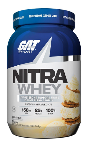 GAT Sport Nitra Whey - Fitness Fanatic Supplements Australia