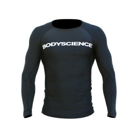 BSc Body Science Compression V7 Mens Long Sleeve Top - Fitness Fanatic Supplements Australia
