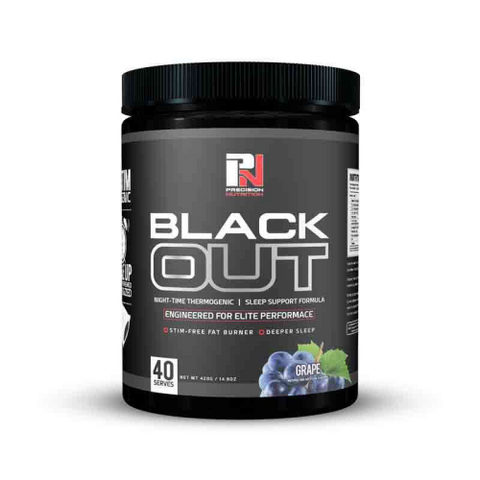 Precision Nutrition Blackout