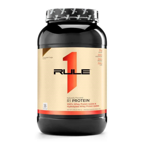 Rule 1 R1 Protein Naturally Flavoured