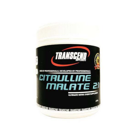 Transcend Supplements Citrulline Malate - Fitness Fanatic Supplements Australia