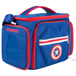 Marvel CAPTAIN AMERICA Meal Prep Bag by Performa