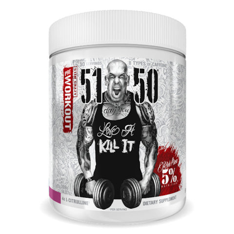 Rich Piana 5% Nutrition 5150 High Stimulant Pre-Workout
