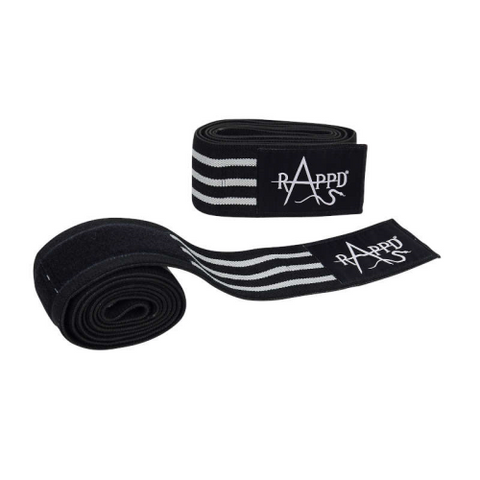 Rappd Heavy Duty Elbow Wraps 1.7m