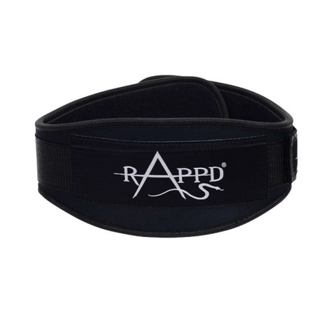 "Rappd 4"" Neoprene Weight Lighting Belt"