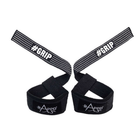 Rappd Single Loop Lifting Straps - Fitness Fanatic Supplements Australia