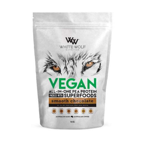 White Wolf Vegan Superfood Protein Blend