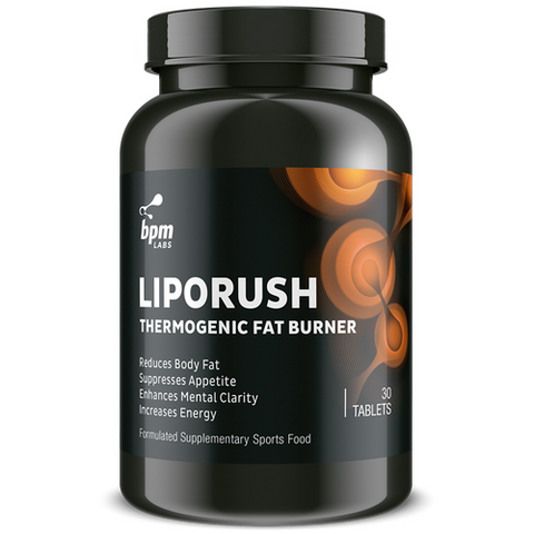 BPM Labs Liporush Thermogenic