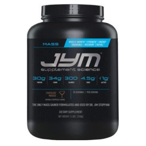 Jym Supplement Science Mass Jym