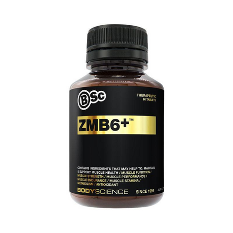 BSc Body Science ZMB6+