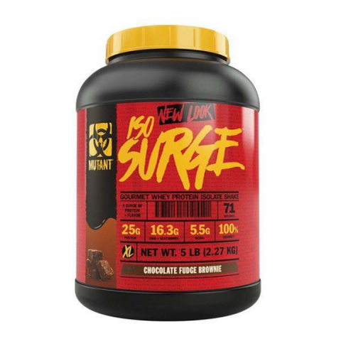 Mutant Iso Surge - Fitness Fanatic Supplements Australia