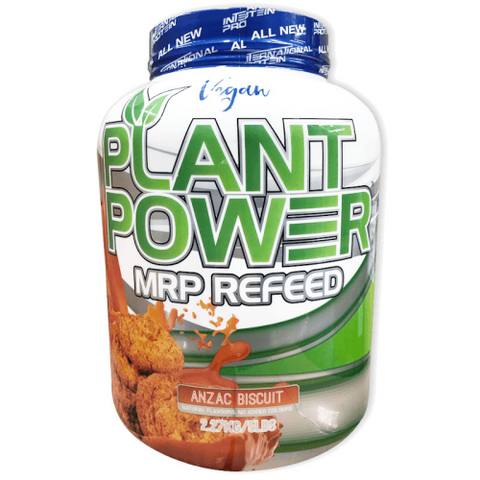 International Protein Plant Power MRP Refeed