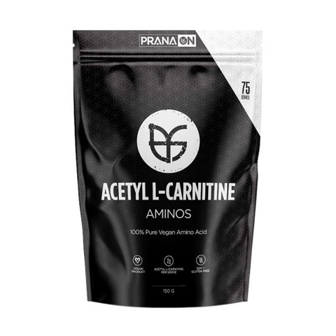 Prana ON Acetyl L-Carnitine - Fitness Fanatic Supplements Australia