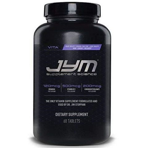 Jym Supplement Science Vita Jym