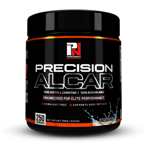 Precision Nutrition Pure Alcar - Fitness Fanatic Supplements Australia