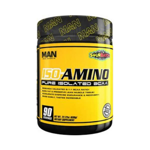 Man Sports Iso-Amino - Fitness Fanatic Supplements Australia