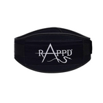 "Rappd 6"" Neoprene Weight Lifting Belt"