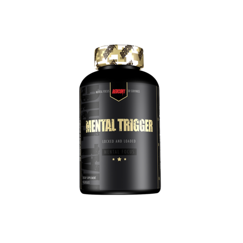 Redcon1 Mental Trigger - Fitness Fanatic Supplements Australia