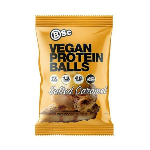 Bsc Body Science Vegan Protein Balls
