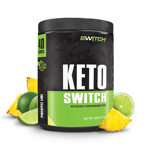 Switch Nutrition Keto Switch - Fitness Fanatic Supplements Australia