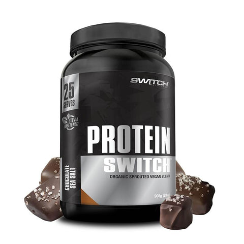 Switch Nutrition Protein Switch - Fitness Fanatic Supplements Australia