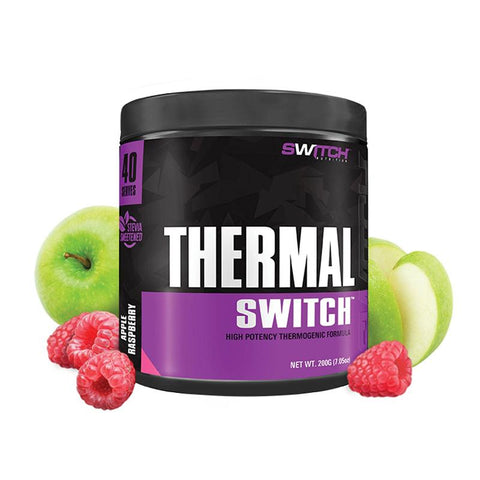 Switch Nutrition Thermal Switch - Fitness Fanatic Supplements Australia