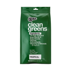 BSc Body Science Clean Greens