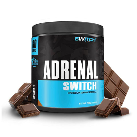 Switch Nutrition Adrenal Switch - Fitness Fanatic Supplements Australia