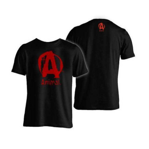 Animal A Logo T Shirt