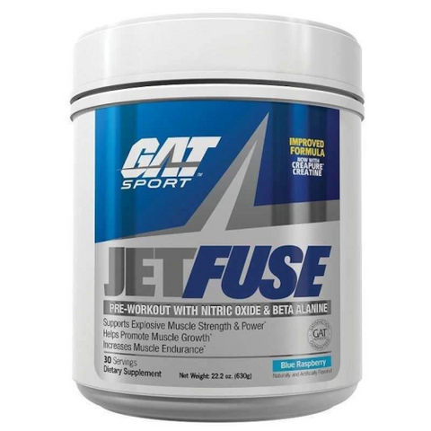 GAT JetFuse NOX - Fitness Fanatic Supplements Australia