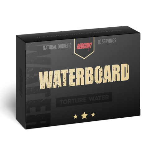 Redcon1 Waterboard Torture Water - Fitness Fanatic Supplements Australia