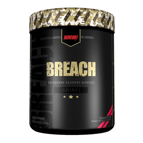 Redcon1 Breach BCAA - Fitness Fanatic Supplements Australia