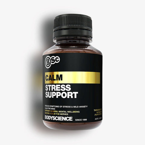 BSc Body Science Calm Stress Support