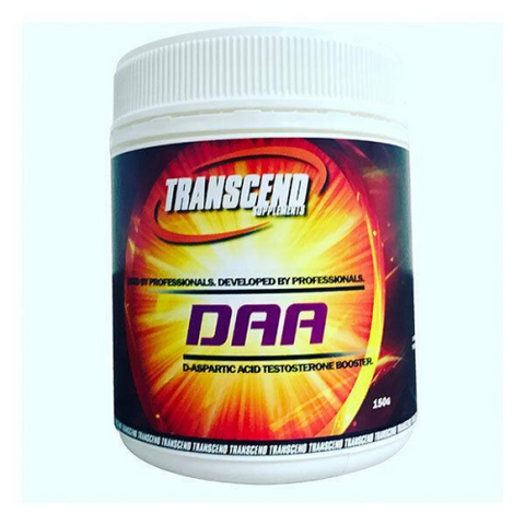 Transcend Supplements DAA - Fitness Fanatic Supplements Australia