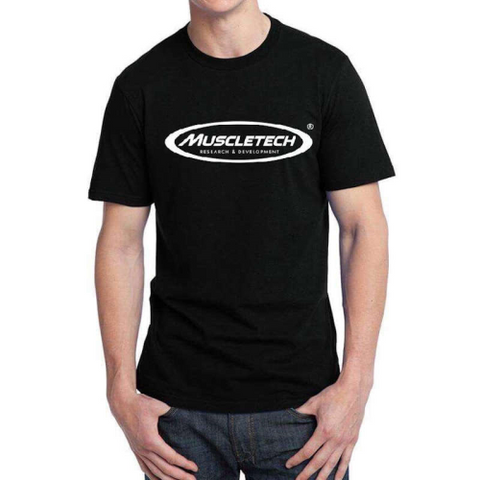 MuscleTech Mens T Shirt